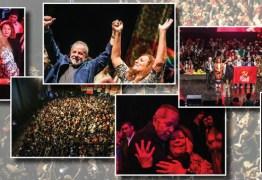 Lula propõe recomeçar e implantar uma nova política no Brasil
