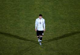 Vaza Contestação de Messi contra punição da FIFA