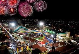 Ministério Público de Contas pede cancelamento do São João de CG e quer dinheiro da festa no combate ao Coronavírus