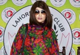 Webcelebridade do Paquistão é morta pelo irmão, diz polícia