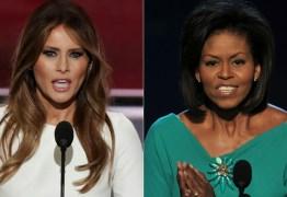 PLÁGIO- Mulher de Trump é acusada de copiar discurso de Michelle Obama