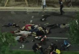 IMAGENS FORTES: Vídeos mostram terror após atropelamento em Nice, que deixou dezenas de mortos – VEJA VÍDEOS