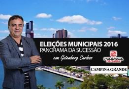 [ELEIÇÕES 2016] Panorama da sucessão: Campina Grande