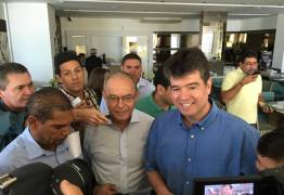 Cartaxo recebe oficialmente apoio do PSDB e PSC; Anúncio aconteceu na manhã desta terça