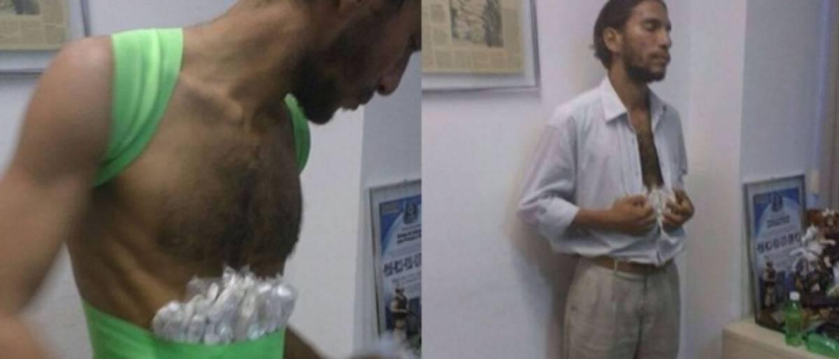 sposta bomba - Suposta bomba em corpo de candidato da OAB na Bahia era bala de gengibre