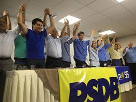 união - Aliança de Manoel Jr com Cartaxo é apoiada por pré-candidatos a vereador do PMDB