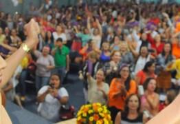 Projeto do PSB quer tirar a cidade do atraso que se encontra, defende Cida Ramos em plenária com mais de 1.200 pessoas
