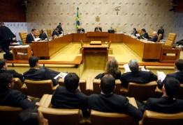 CCJ do Senado aprovou o aumento dos subsídios dos Ministros do STF