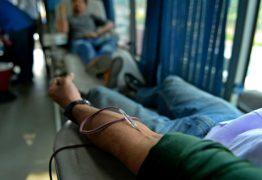Hemocentro realiza atividades em comemoração ao Dia Nacional do Doador de Sangue