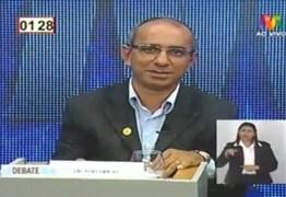 DEBATE TV MANAÍRA: Victor Hugo crítica Cartaxo Apor inaugurar ar condicionados em escolas