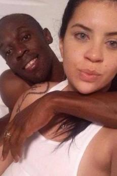 jady bolt - Brasileira que ficou com Bolt já tem empresário e vendeu entrevista a tabloide inglês