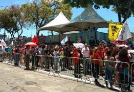 'FORA TEMER': Manifestantes do Grito dos Excluídos participam de desfile cívico em João Pessoa