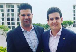 Ministro do Esporte esteve na Paraíba e o deputado André Amaral foi o grande anfitrião