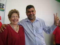 chica e lenildo - Chica Motta é afastada da prefeitura de Patos pela Justiça e o vice Lenildo Morais assume