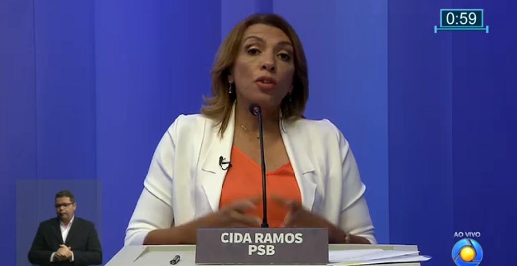 cida ramos debate - Bancada feminina é reforçada na Assembleia e PT sai desfalcado - PorNonato Guedes