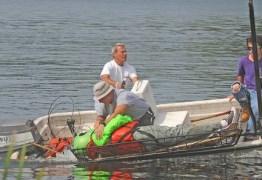Condutor morre durante acidente em corrida de barcos, nos EUA