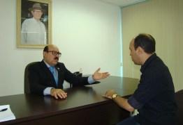 Senador Deca vai lutar pela construção do novo hospital universitário de Cajazeiras
