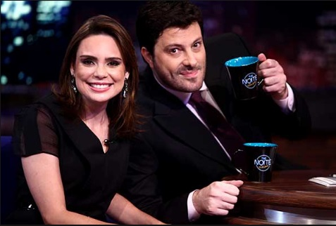 gent - AMOR ! Rachel Sheherazade e Danilo Gentili estão namorando ou se conhecendo melhor ? Respondem os colunistas