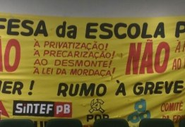 Servidores do IFPB aprovam greve geral e iniciam movimento no dia 11 de novembro