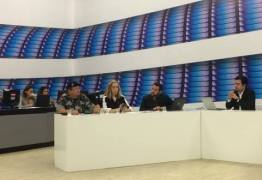 PARAÍBA EM REDE: Coronel elogia tranquilidade do pleito e destaca parceria com o TRE