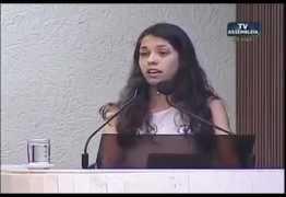 Ana Julia e o emotivo discurso que explica os protestos nas escolas ocupadas