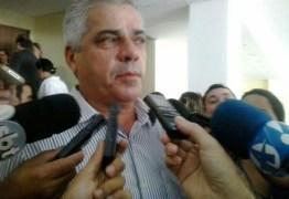 Edvaldo Rosas sobre saída da presidência do PSB: 'Não me interessa ser presidente de todo jeito, de um partido dividido, sem unidade interna'
