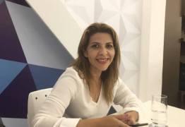 Eliza Virgínia rejeita possibilidade de apoiar João Azevedo em nenhuma situação: 'Não!'