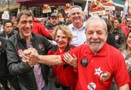 Pesquisa mostra Lula em primeiro lugar na disputa a presidência em 2018