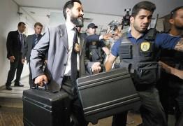 """Ministro da Justiça diz que policiais do Senado """"extrapolaram"""""""