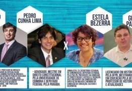 Faculdade de João Pessoa fará debate sobre a 'PEC do teto de gastos' com Estela Bezerra e Pedro Cunha Lima