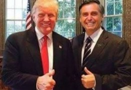 LADO A LADO: Trump ligou para Bolsonaro e parabenizou pela eleição