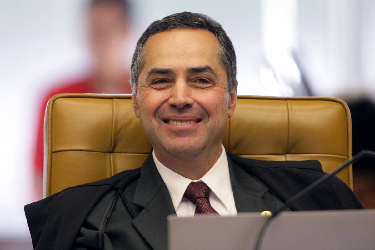 ministro barroso - Barroso autoriza Temer a ter acesso a decisão sobre quebra de sigilo