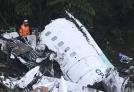 Voo da Chape tinha excesso de peso e plano de voo irregular, dizem autoridades