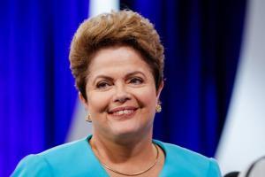 Dilma Rousseff durante debate UOL SBT e Folha em Sao Paulo foto Ichiro Guerra Dilma 13 101620140005 850x566 300x200 - Ex-marqueteiro do PT diz que Dilma é 'honesta e corajosa'