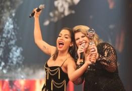 Paraibano que namora Marília Mendonça contesta vitória de Anitta em premiação