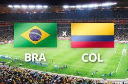 Brasil e Colômbia se enfrentam em 25 de janeiro no Rio