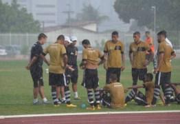 Botafogo-PB volta aos treinos nesta segunda-feira após feriado de Natal
