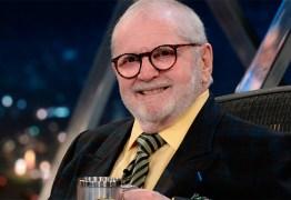 Jô Soares renova com a Globo, mas só volta em 2018