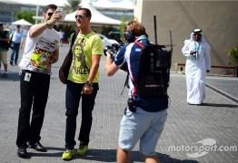 Desconhecido burla segurança e tentar vender foto atual de Schumacher por R$ 4.2 mi