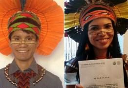 Índios da tribo Pataxó se formam em medicina pela UFMG em BH