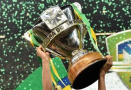 Campeão da Copa do Brasil receberá até R$ 68,7 milhões a partir de 2018