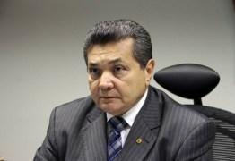 João Alves não foi comunicado sobre eleição do TJPB