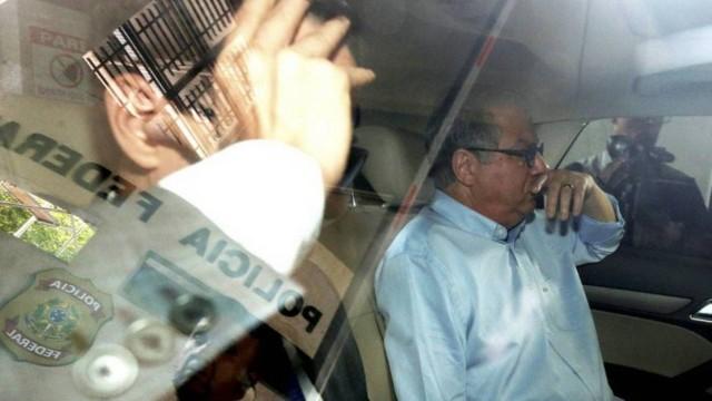 jonas lopes tce - Alvo da Lava-Jato, presidente do TCE se licencia por três meses