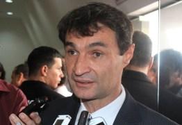 TRANSPOSIÇÃO: Romero Rodrigues recorre da decisão que determinou a interrupção das obras