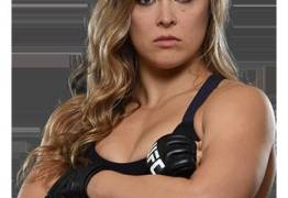 Ronda Rousey revela ter sido roubada