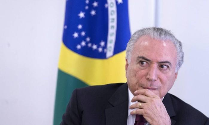 temer 1 - No Planalto, decisão de Marco Aurélio foi vista como um erro grave e abuso de poder