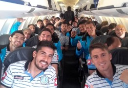Time de futebol argentino desiste de voo após pane elétrica