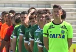 Chapecoense tenta evitar eliminação na Copinha contra o Sampaio Corrêa