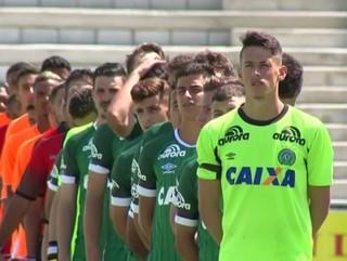chape copinha - Chapecoense tenta evitar eliminação na Copinha contra o Sampaio Corrêa