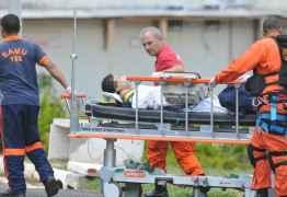 Criança de seis anos é baleada no peito por um policial civil na BR-070